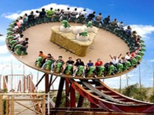游常州恐龙园 泡恐龙谷温泉 住湖塘速8酒店标准双人间 纯玩2日游
