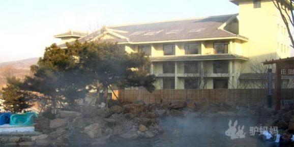 惠州溪谷溫泉私人別墅