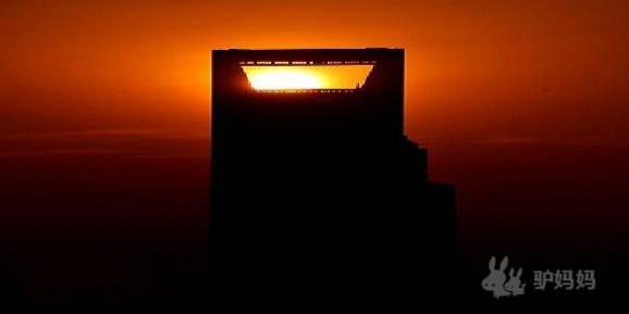 """将超过目前被称为""""世界最高观光厅""""的加拿大cn电视塔(高度为447米),让"""
