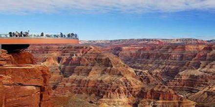 美国科罗拉多大峡谷一日游 西峡汽车游高清图片