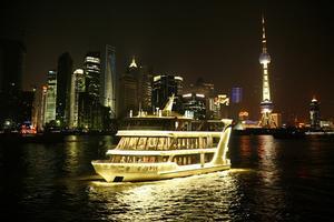【门票立减】上海黄浦江游览
