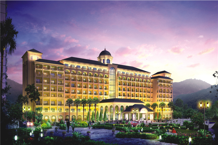 广州增城恒大酒店