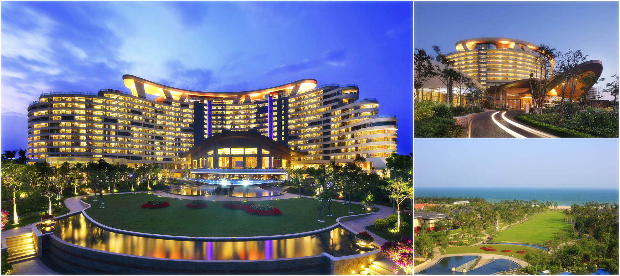 海棠湾天房洲际酒店