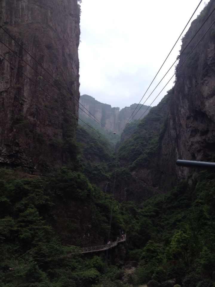 台州仙居神仙居风景区 需提前2小时预订