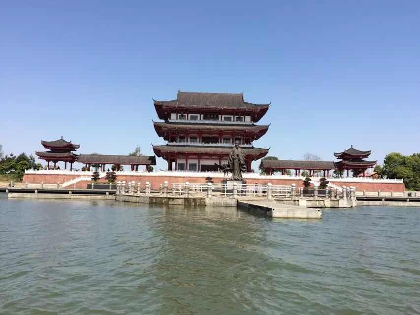 常德柳叶湖风景区高清图片