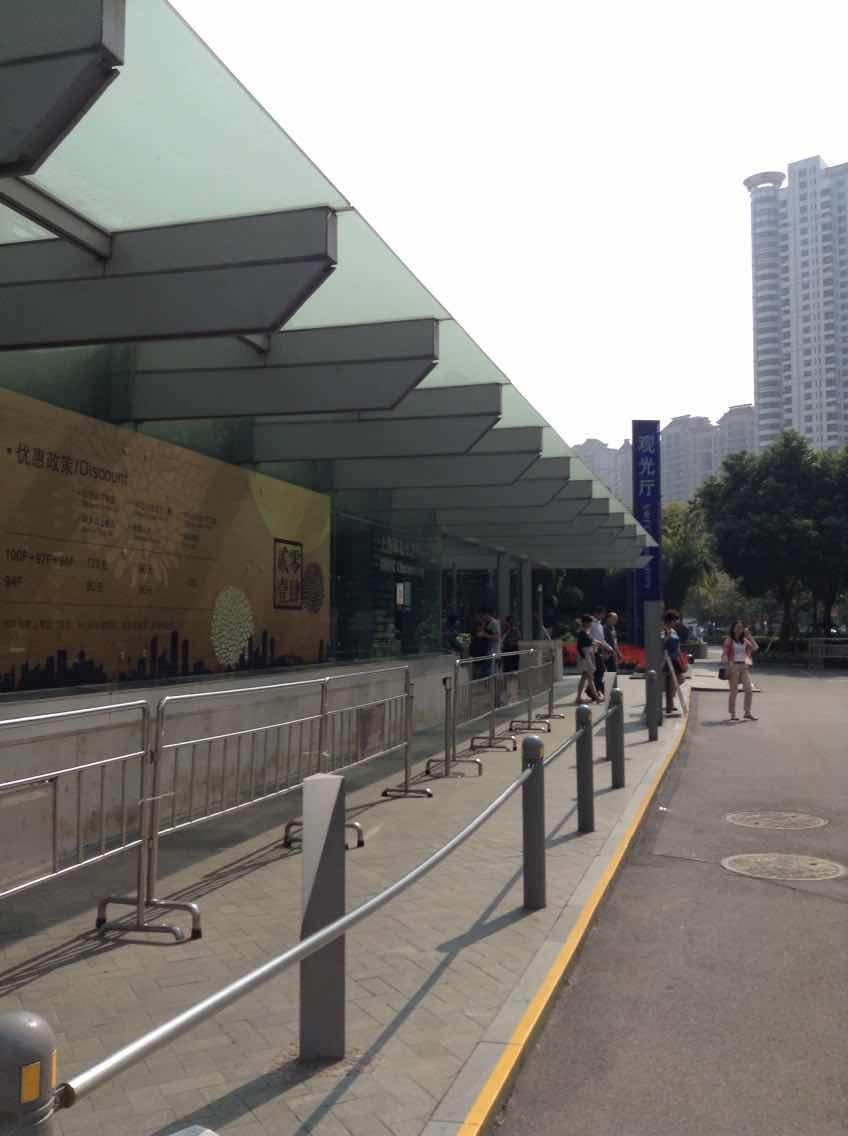 上海环球金融中心观光厅上海环球金融中心观光电梯66秒 所以设备比较好 驴妈妈点评