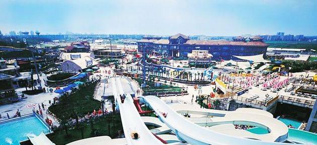 热带风暴水上乐园_上海热带风暴水上乐园门票