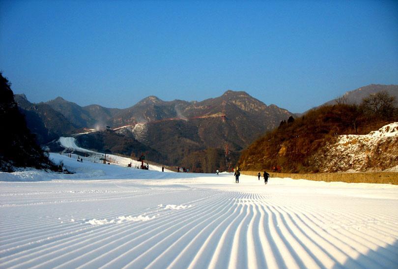 北京怀�9c.�i*y�%:h�9��_【自由行在北京】怀北国际滑雪场激情滑雪2天1夜双人套餐·自由行特卖