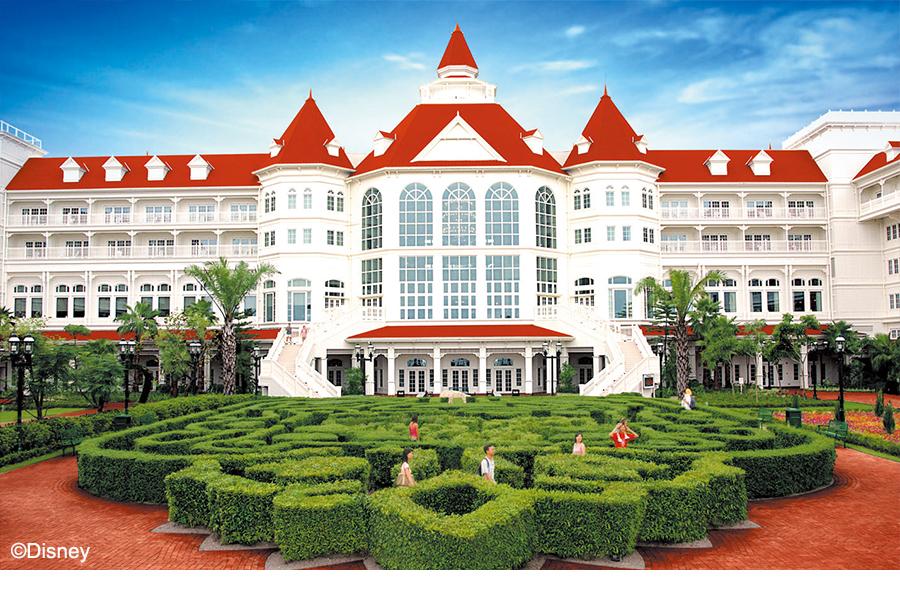 香港迪士尼乐园酒店(Disneyland)