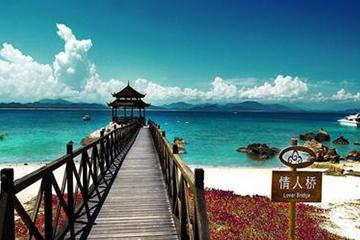 三亚亚龙湾山湖海首付度假别墅蜈支洲岛度假中比例别墅酒店图片