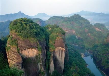 安吉-龙王山风景区