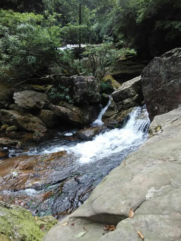 钦州八寨沟旅游景区图片