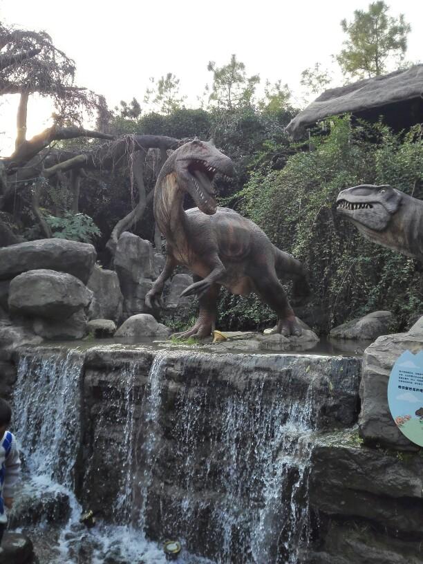 常州恐龍園   常州恐龍園當日成人票【需現場驢媽媽工作人員指導購買