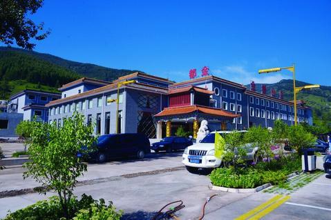金都山庄酒店 五台山景区大门票,佛国圣地两日游 酒店套餐报价 驴