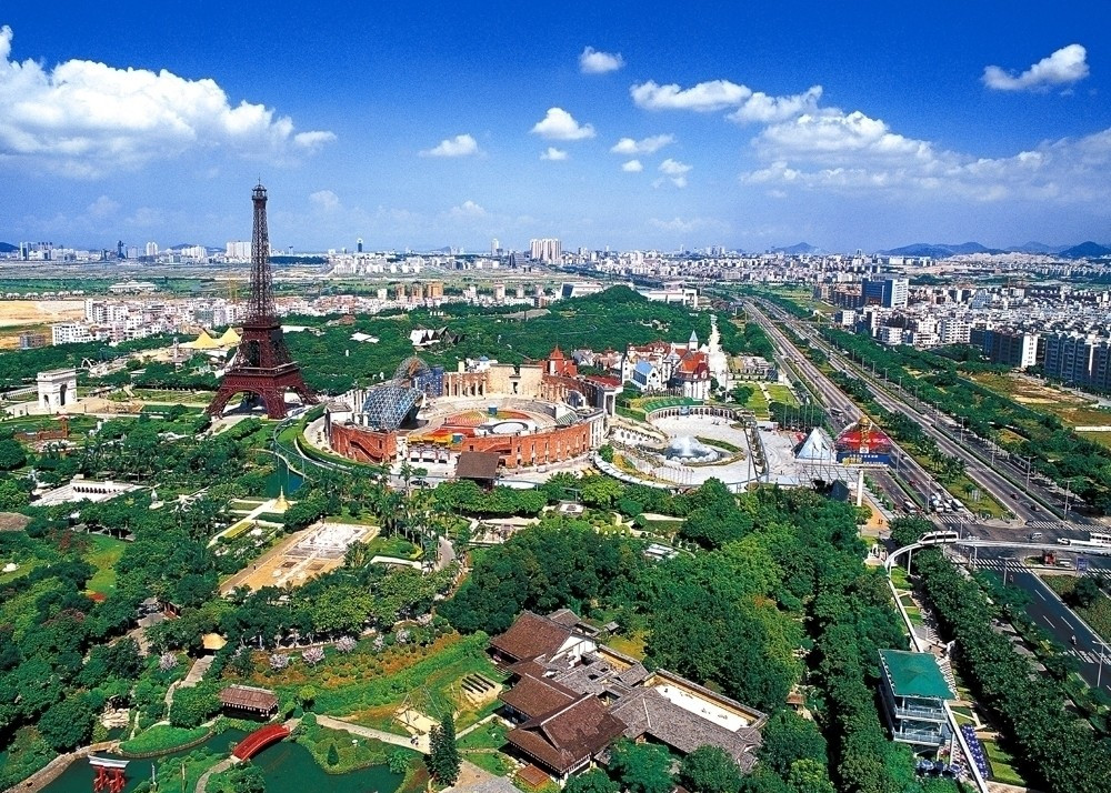深圳世界之窗,广州长隆野生动物园,长隆大马戏,鳄鱼公园动车5日跟团游