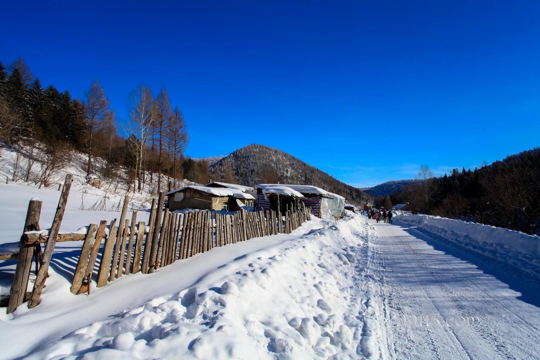 雪大世界 激情亚布力 哈雪谷穿越 童话中国雪乡 伏尔庄园亲子双飞6