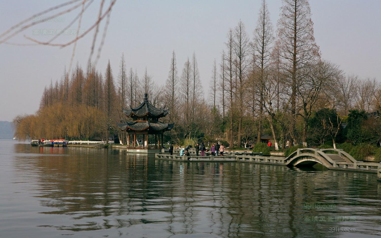杭州西湖高清壁纸
