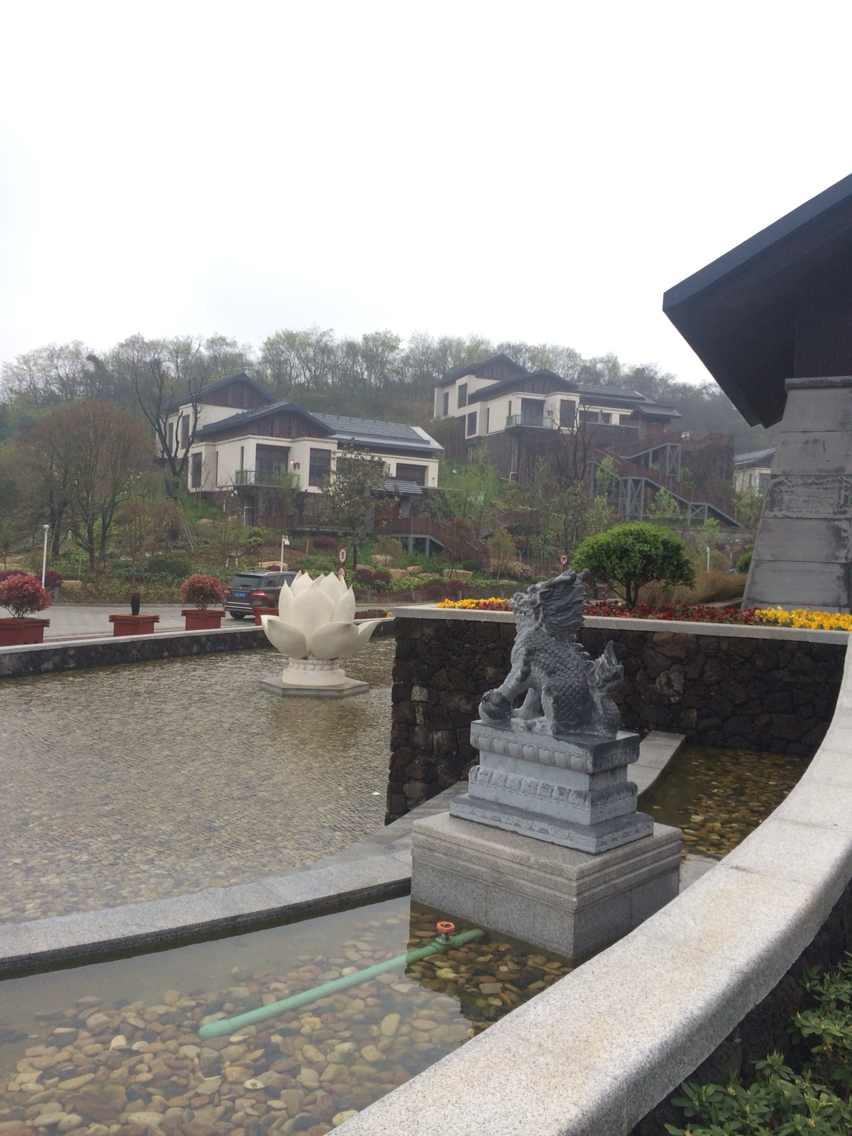 镇江圌山天沐温泉度假村图片