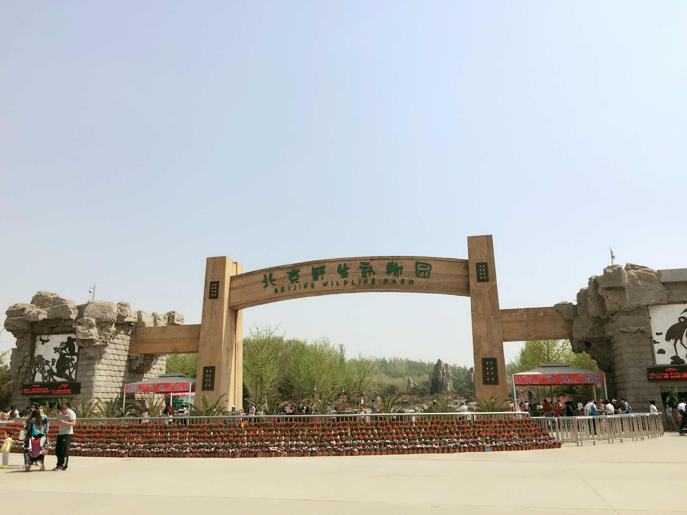 北京野生动物园   成人票(出票2小时后生效)【门票特卖】