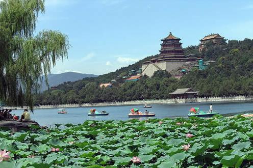 北京颐和园门票团_北京故宫,八达岭长城,颐和园,海底世界巴士2日跟团游(雄伟壮观)