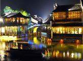 乌镇东栅、杭州西湖、宋城2日巴士深度游(赠送西湖游船,品质纯玩)