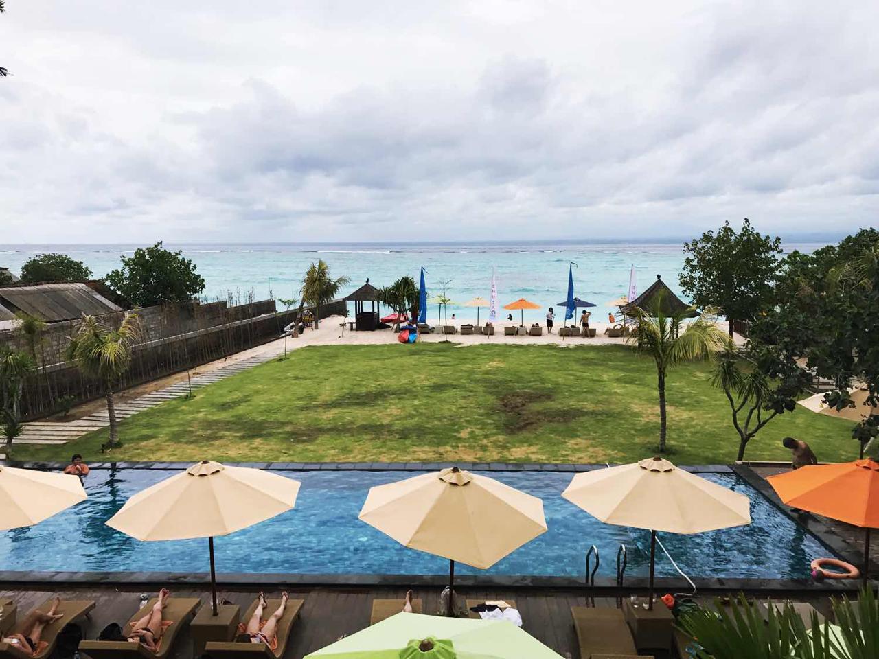 蓝梦岛出海一日游,洲际海景下午茶,c行程2晚独栋泳池别墅3晚海边国际