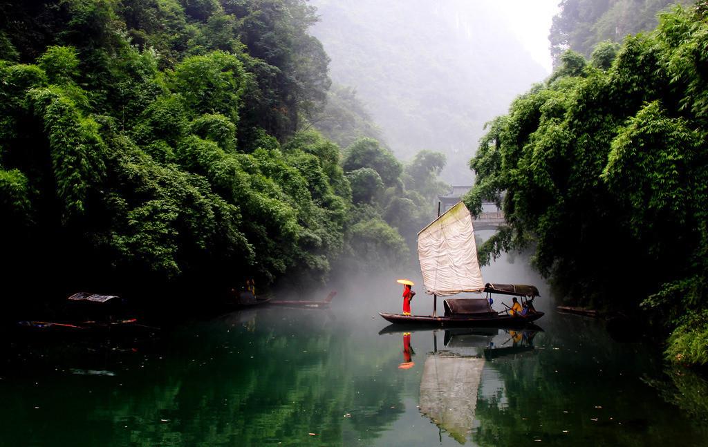 大�y�9�%9�._【黄金系列】北京出发:宜昌,三峡大坝,巫山小三峡,丰都鬼城,重庆游轮