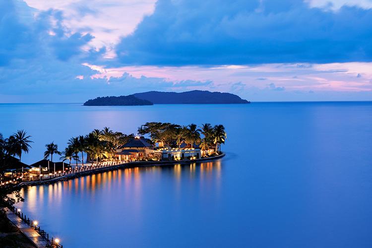 马来西亚沙巴5晚4日半自助游(体验马幕迪岛,沙比岛之