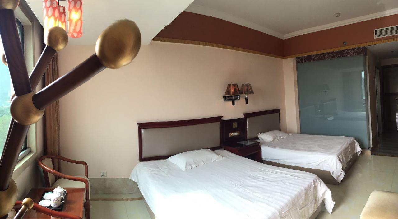 入住台山市下川岛桂园早餐1晚+双人明星_云台酒店哪位别墅香港酒店图片
