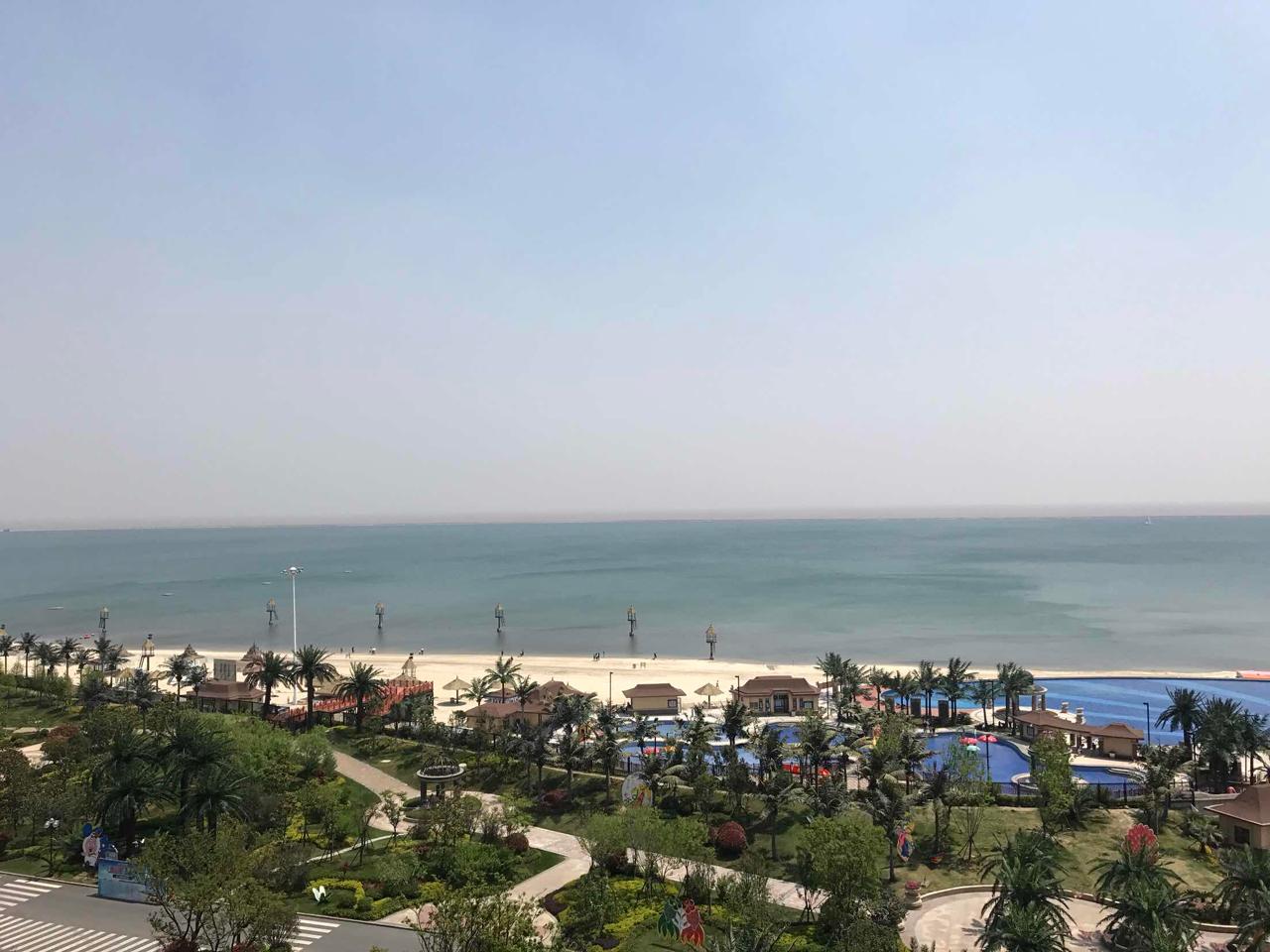 , 碧海银沙 滨海沙滩,室内恒温泳池,健身房 海上风筝游园记 家庭图片