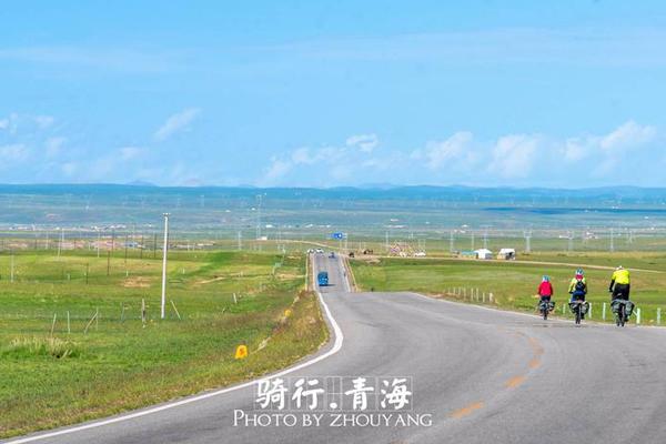 【我是达人】七月,青海,天堂的马匹不远,赴一场无悔的青春(单车环湖)
