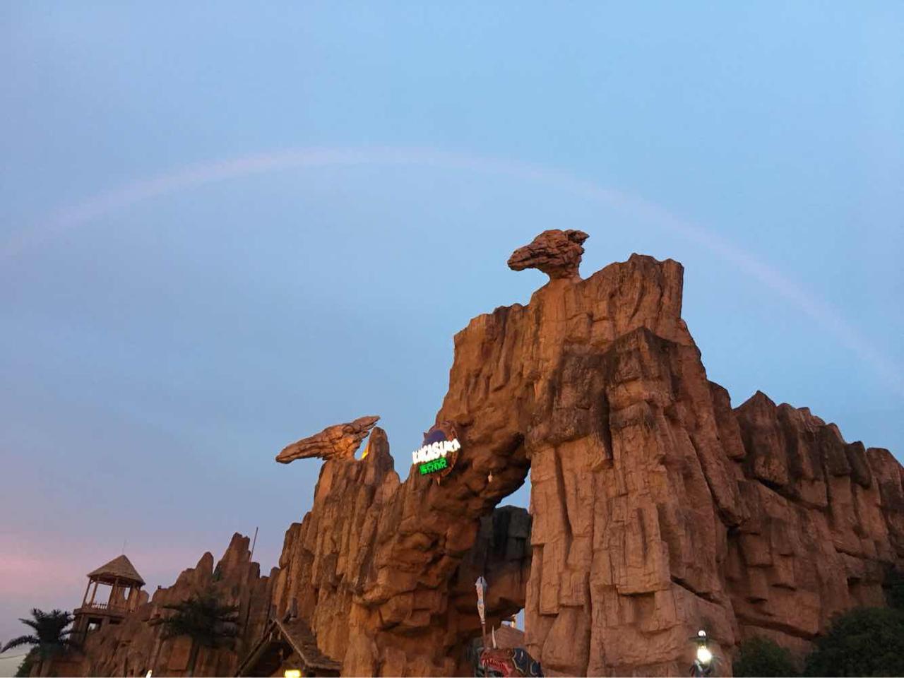 常州恐龙园 常州恐龙园夜公园 成人票 买一送一 常州恐龙园侏罗纪公