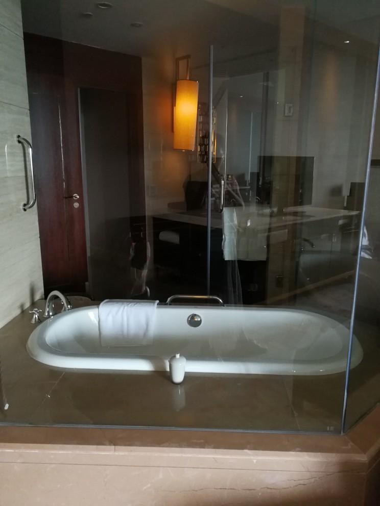黑龙滩长岛天堂洲际酒店(眉山)