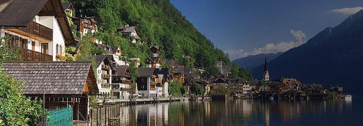 奥地利一地10日多国游
