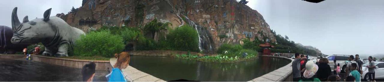 西霞口神雕山野生动物园   神雕山动物园 恐龙馆 隆霞湖(提前半小时