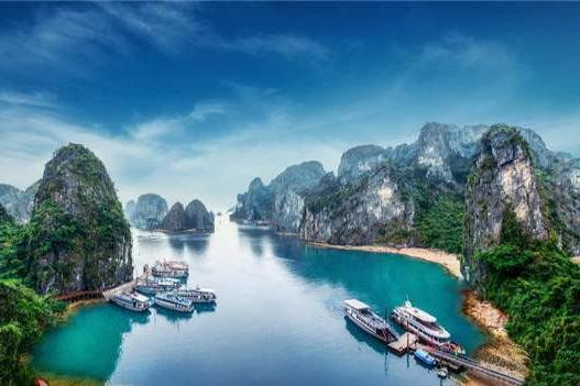 越南往事5晚6日游(天堂岛,迷宫仙境,月亮湖,欧美路线