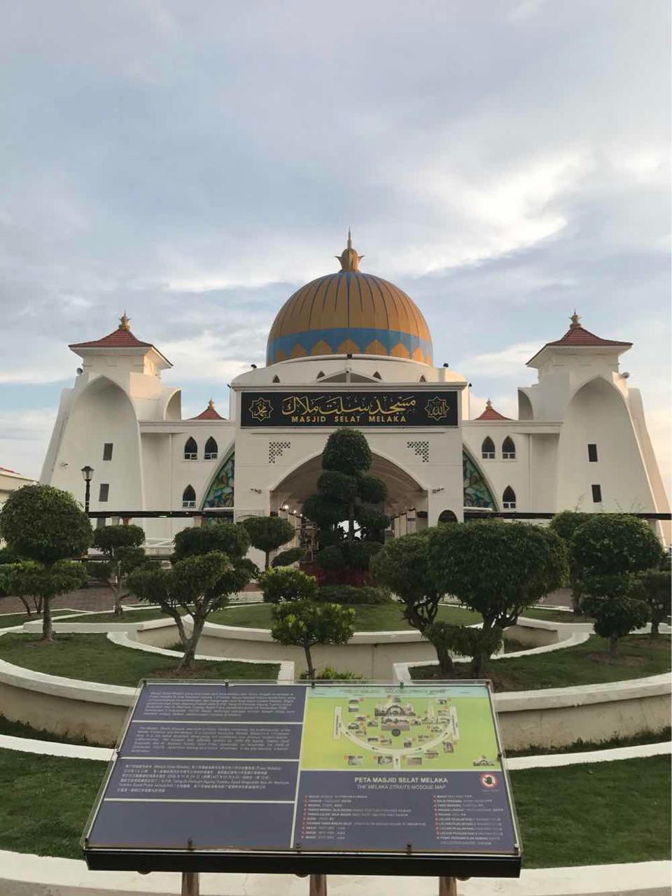新加坡马来西亚波德申4晚6日深度游([含两国签
