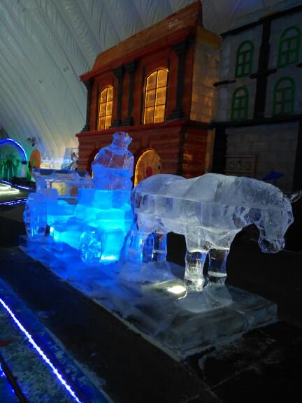 哈爾濱冰雪大世界室內主題樂園+成人票(提前2小時下單
