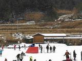 大别山滑雪乐园激情滑雪天悦温泉2日巴士跟团游(冬季滑雪)