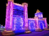 哈尔滨 2天1晚 【冰雪欢乐颂】住1晚黑龙江太阳岛花园酒店+双早+哈尔滨冰雪大世界,年轻、时尚、欢乐冰雪大世界等你来。