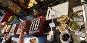 [周末不涨价]【距熊猫基地10分钟·邂逅滚滚】1晚成都保利公园皇冠假日酒店,2张大熊猫繁育研究基地门票,免费酒店至熊猫基地往返巴士,酒店早餐,自助晚餐或下午茶(套餐2选1),免费WiFi&停车