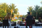 三亚海棠湾喜来登双飞5日4晚自由行([包房特惠]享受酒店沙滩和泳池+送免税店9.5折券+718平方米室内儿童乐园 含接机)