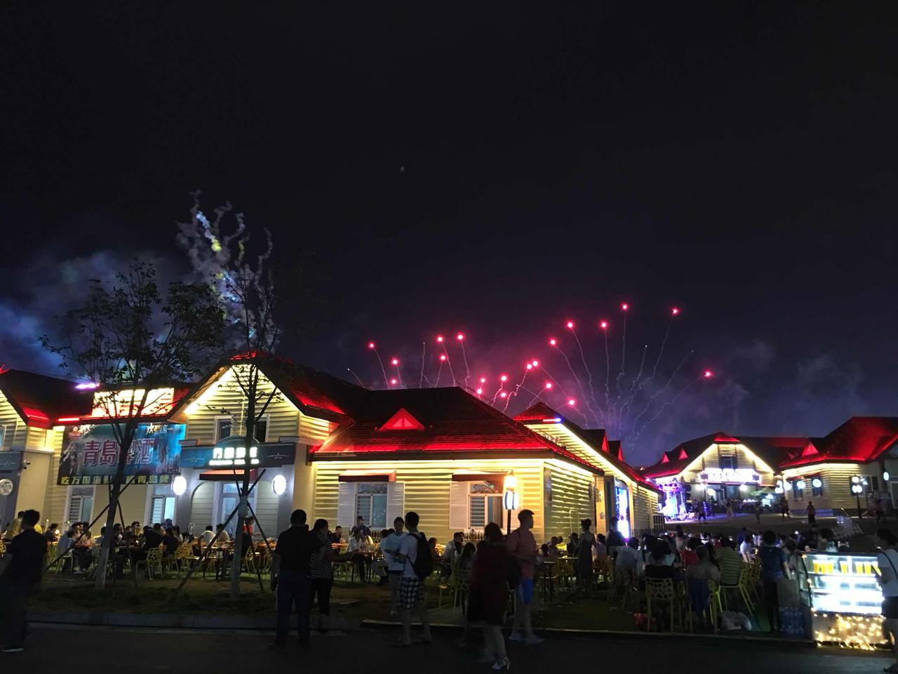 青岛金沙滩西海岸啤酒节   青岛国际啤酒节西海岸主会场夜场票