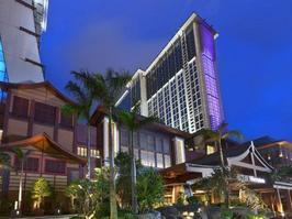 澳门喜来登金沙城中心大酒店(Sheraton Grand Macao Hotel, Cotai Central)