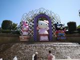 安吉2天1晚【Hello Kitty陪您度过欢乐假期】住1晚安吉银润小镇酒店(含双早)+游杭州Hello Kitty乐园+房型,门票数量自选!
