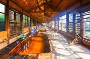 杭州2天1晚【云曼温泉双人套餐】杭州第一世界休闲酒店+双人自助早餐+杭州云曼温泉门票2份