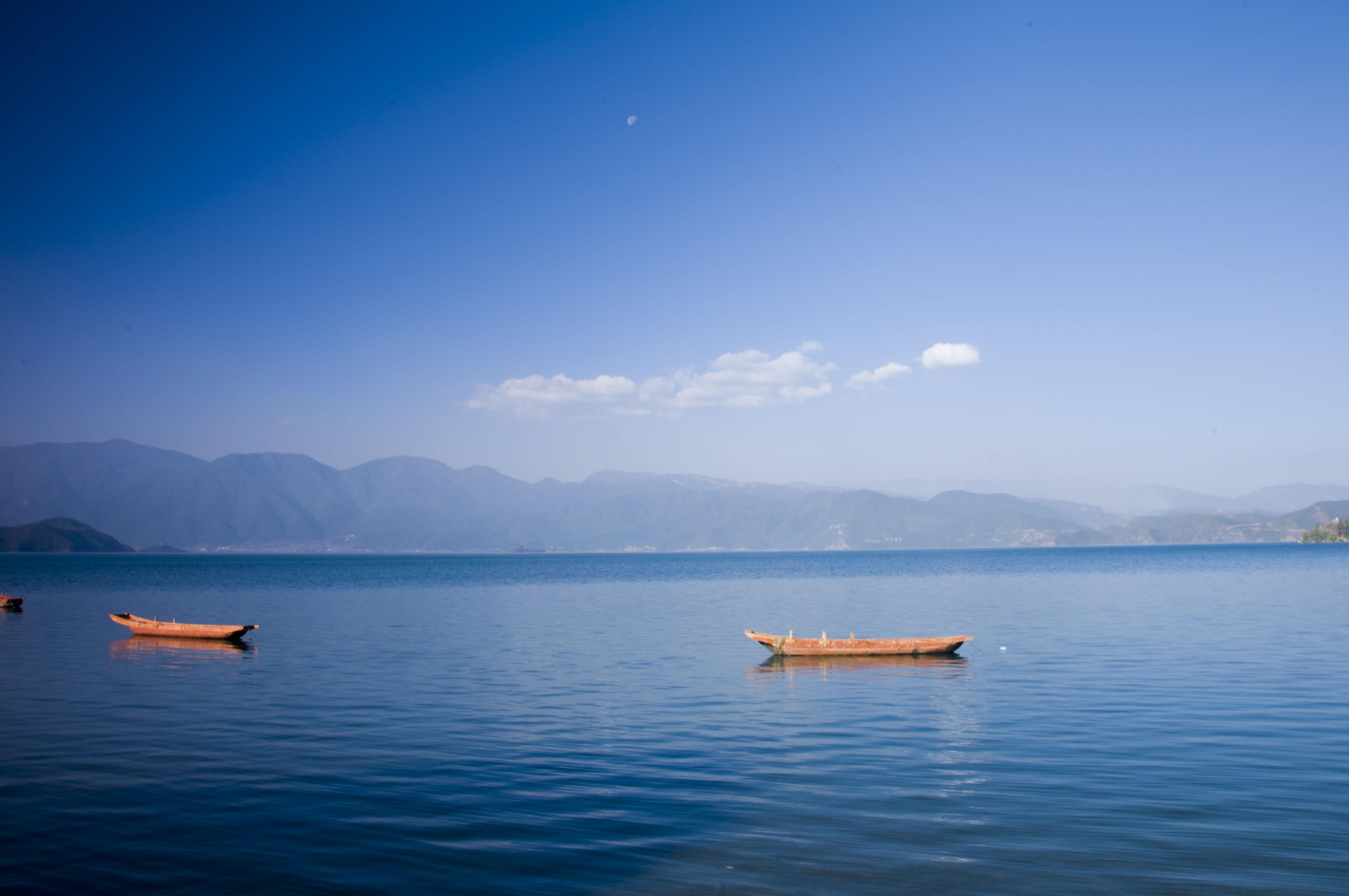 丽江泸沽湖图片大全_丽江泸沽湖风景图_老照片_摄影
